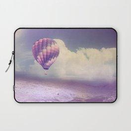 BALLOON FLIGHT Laptop Sleeve