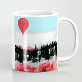 Snowy Glow Coffee Mug