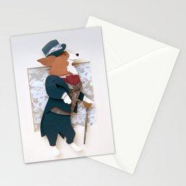 Pembroke Welsh Corgi Stationery Cards
