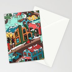 This Place is a Zoo! Stationery Cards