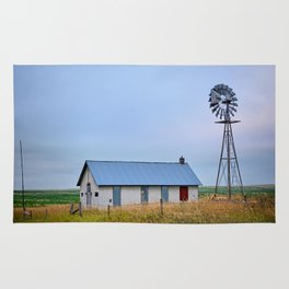 Nebraska Prairie Rug