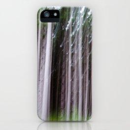 Minnesota Pines iPhone Case