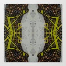 FX#88 - Etched  Canvas Print