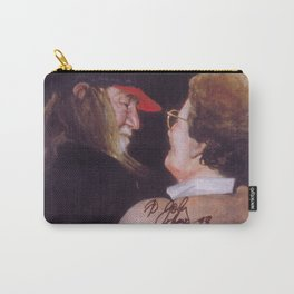 Willie and Lu Carry-All Pouch