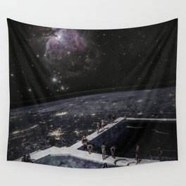The Stars Hotel Wall Tapestry