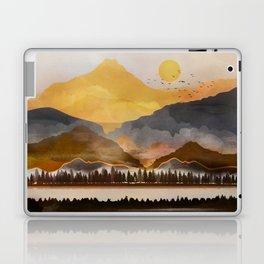 Pure Wilderness at Dusk Laptop & iPad Skin