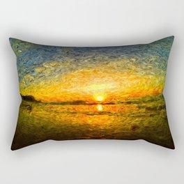 seaimpression Rectangular Pillow
