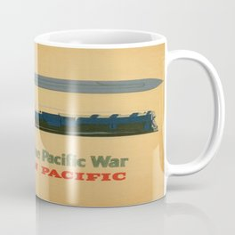 Vintage poster - Southern Pacific Coffee Mug
