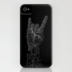 Metal Slim Case iPhone (4, 4s)