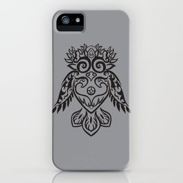 Forest Owl iPhone Case