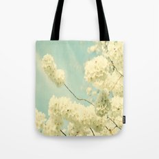 The Blossom and the Bee Tote Bag