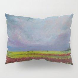 Poppy Fields Pillow Sham