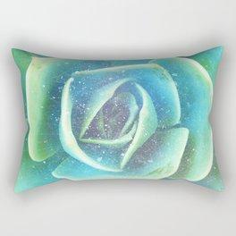 starry succulent Rectangular Pillow