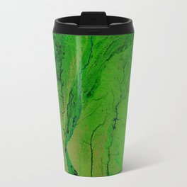 Floods in Argentina Travel Mug
