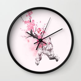 Blooming attack Wall Clock