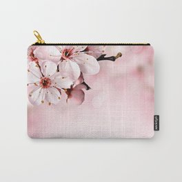 Fancy Blosssom Carry-All Pouch