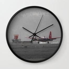 Aviators dream Wall Clock