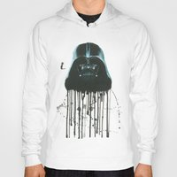 darth vader Hoodies featuring Darth Vader by McCoy