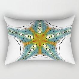 Fishtales: Starfish 4 Rectangular Pillow