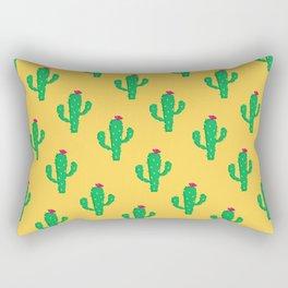 Pattern #13 B: Cactus Rectangular Pillow