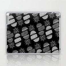 Pineapples (Dark/Sliced) Laptop & iPad Skin