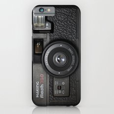 Camera II iPhone 6 Slim Case
