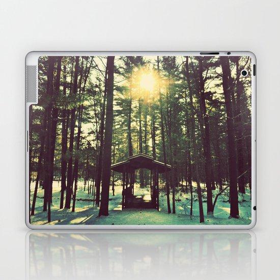 Until the Sun Doesn't Shine Laptop & iPad Skin