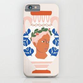 Greek Goddess Vase iPhone Case