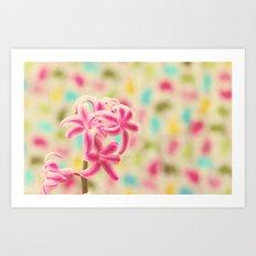 Pastel Obsession Art Print