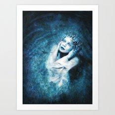 Silent Stars Art Print