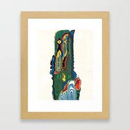Syrup Man Framed Art Print