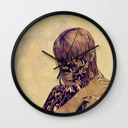 Loveless Wall Clock
