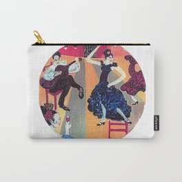 The Flamenco, SPAIN       by Kay Lipton Carry-All Pouch