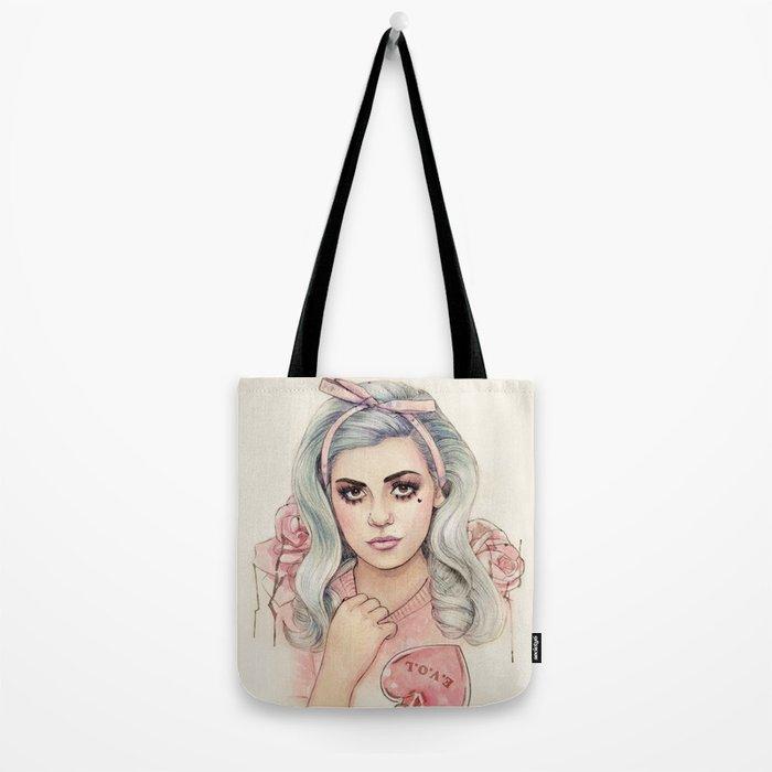 L.O.V.E   E.V.O.L Tote Bag