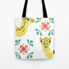 Camel Love by Lorloves Design Tote Bag
