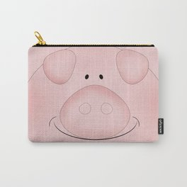 Pink piggy. Carry-All Pouch