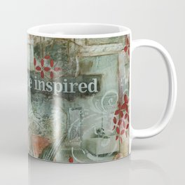Be Inspired Coffee Mug