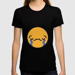 Emojis: Sad T-shirt