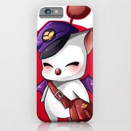Final Fantasy - Moogle, Kupo! iPhone Case