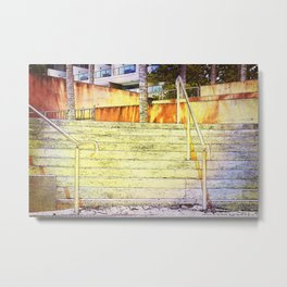 Stairs to Paradise (for some) Metal Print