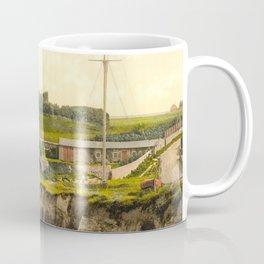 Vintage Photo-Print of Kingsgate Castle (1900) Coffee Mug