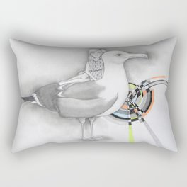 papá Rectangular Pillow