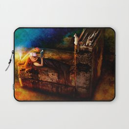 Ex Libris - A Book Lover's Dream Laptop Sleeve