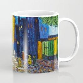 "Vincent van Gogh ""Cafe Terrace, Place du Forum, Arles"" Coffee Mug"