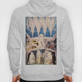 """William Blake """"When the Morning Stars Sang Together"""" Hoody"""