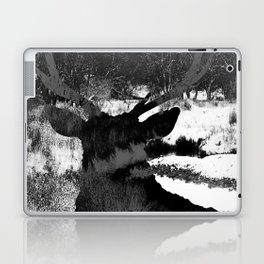 Stag in the Shadows Laptop & iPad Skin