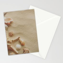You Used To Call Me On My Shell Phone Stationery Cards
