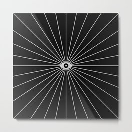 Big Brother (Inverted) Metal Print