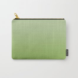 Ombré Greenery Carry-All Pouch
