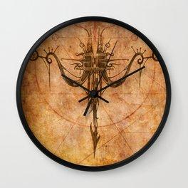 Zodiac:  Sagittarius Wall Clock